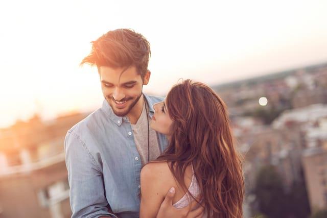 Couple Spiritual Making A Sagittarius Man Obsess Over You