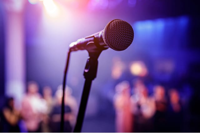 Date Night Ideas With A Sagittarius Man Comedy Show
